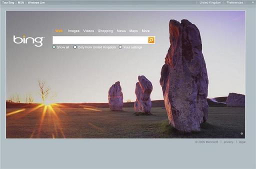 Bing UK
