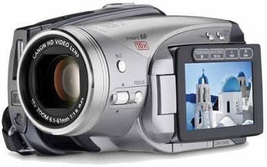 Canon HV20 high definition camcorder