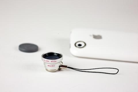 cell phone lens
