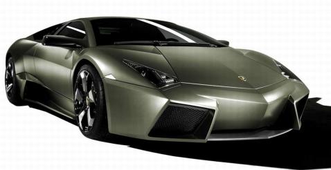 Lamborghini Reventon The Million Euro Supercar Inspired By Fighter