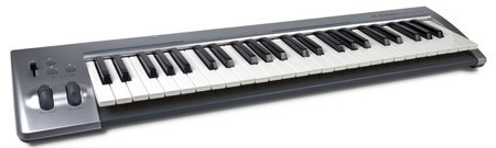 M-Audio KeyRig 49 USB keyboard