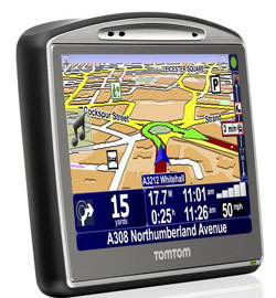 TomTom unveils Map Share users-updated maps on latest GPS