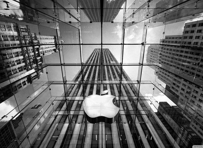 apple-logo-building