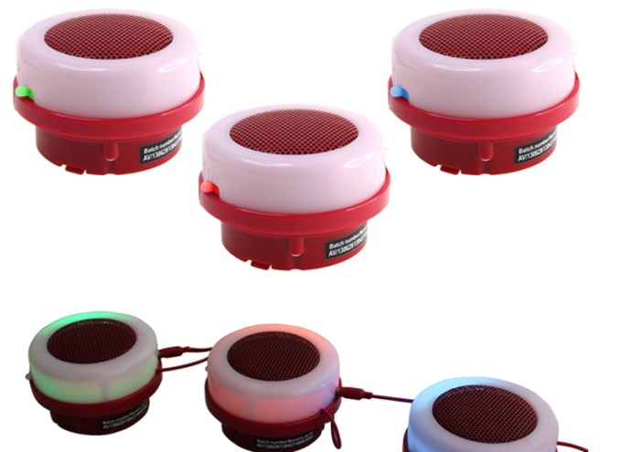 pringles-speakers