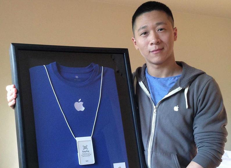 Former Apple staffer Sam Sung