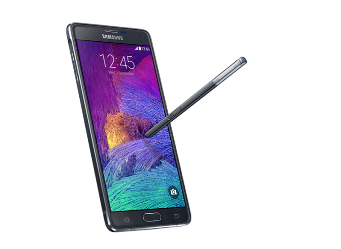 This is a Note 4, not a Galaxy S6.