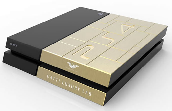 gold-plated-ps4