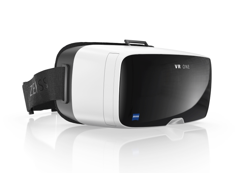Carl Zeiss makes its own VR Headset - Tech Digest