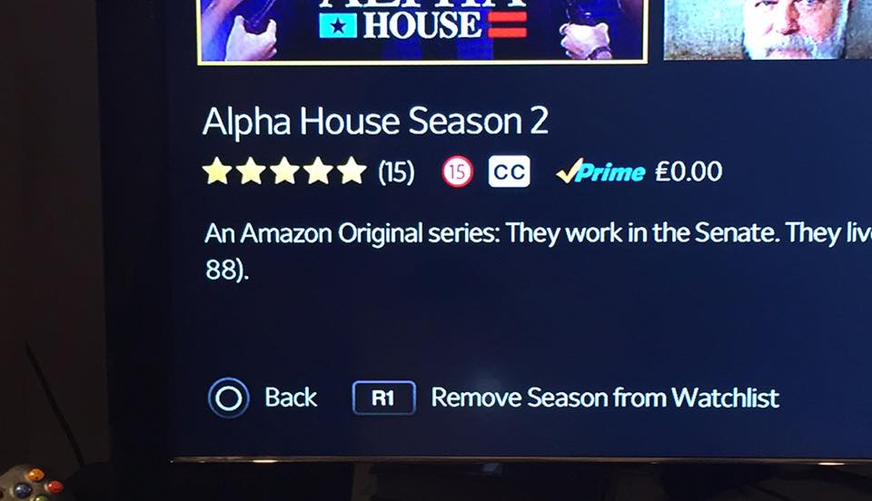 Amazon finally adds subtitlesclosed captioning to instant video titles that support subtitles including amazons own political comedy alpha house are now listed with a cc icon in menus ccuart Images