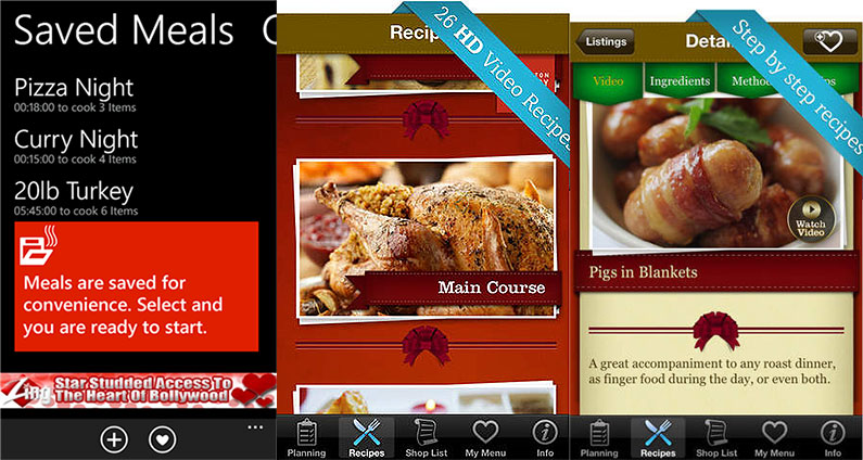 christmas-cooking-apps