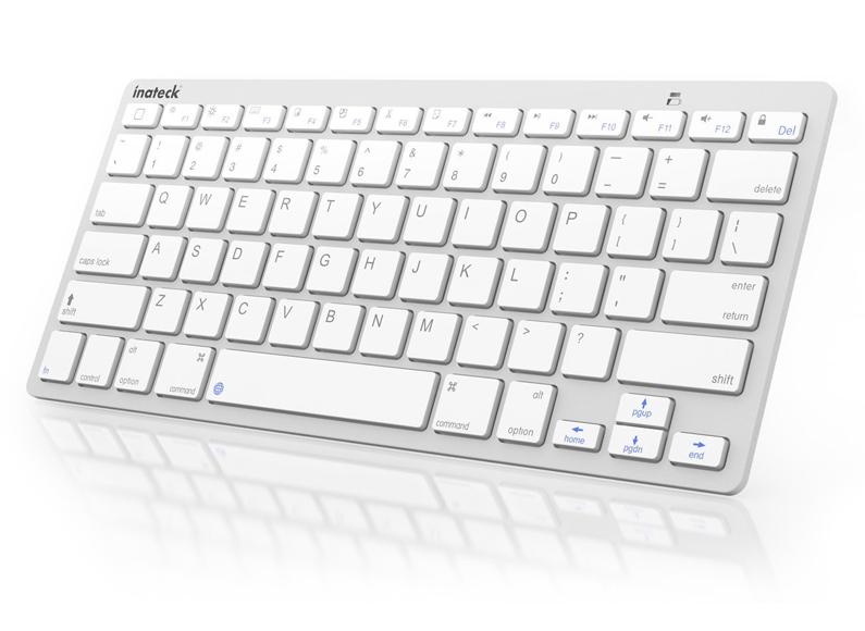 Review Inatek Mini Wireless Bluetooth Keyboard Tech Digest