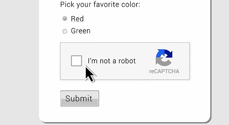 not-a-robot