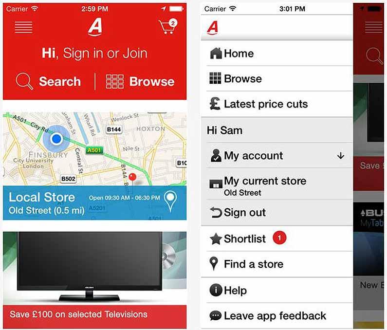 argos-iphone-app