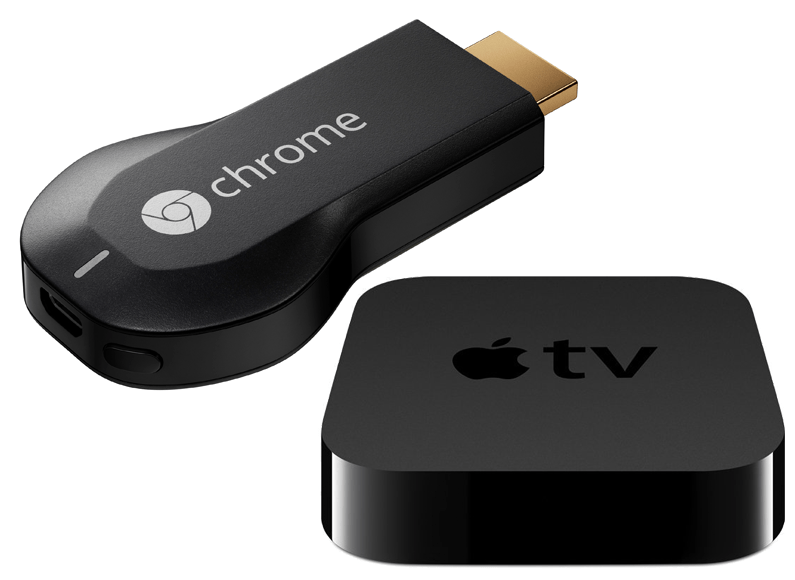 chromecastappletv