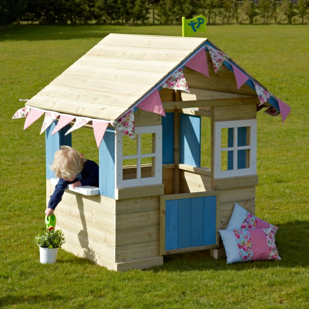 Houses, Tents & Hideaways - TP Toys Bramble Cottage Wooden Playhouse