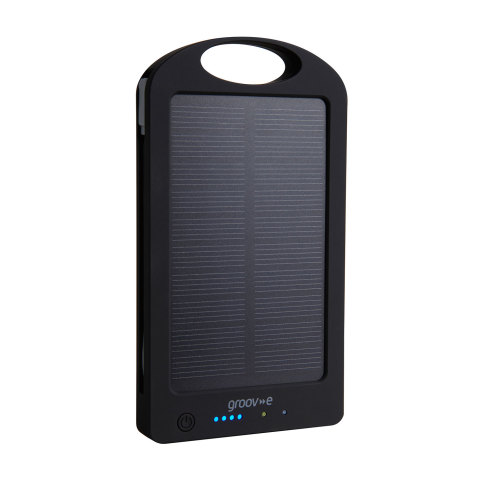 Groov-e Solar Bank