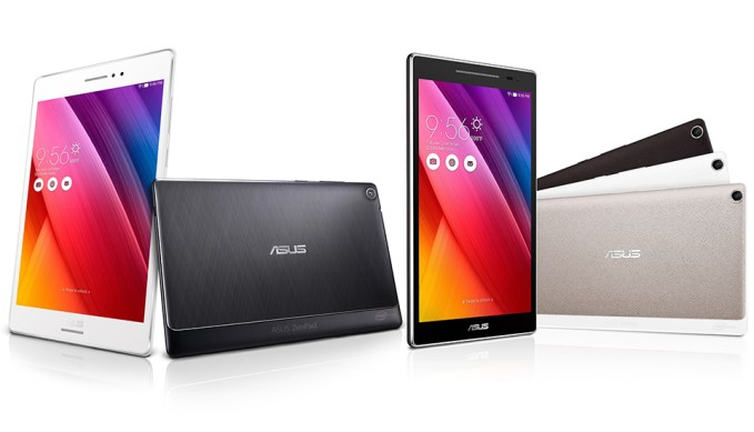 Asus Zen Pad: Nice bright 8inch screen, but sound not the best