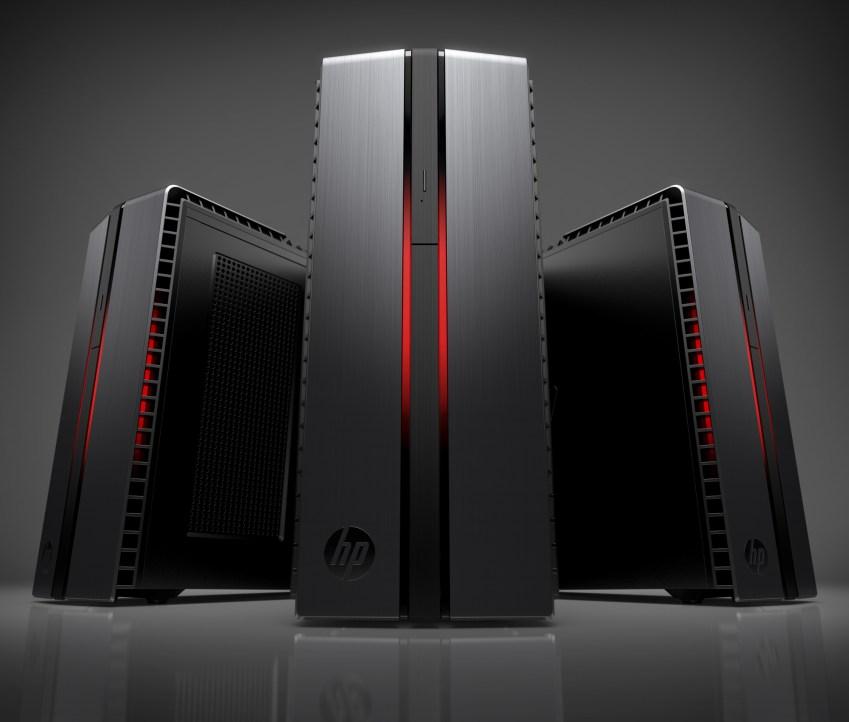 HP ENVY Phoenix: the VR