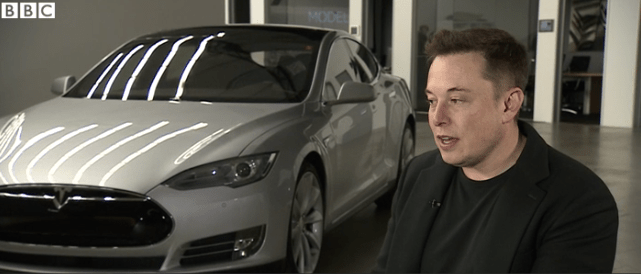 Telsa's boss Elon Musk believes that within two years a car will be able to drive across the US completely autonomously