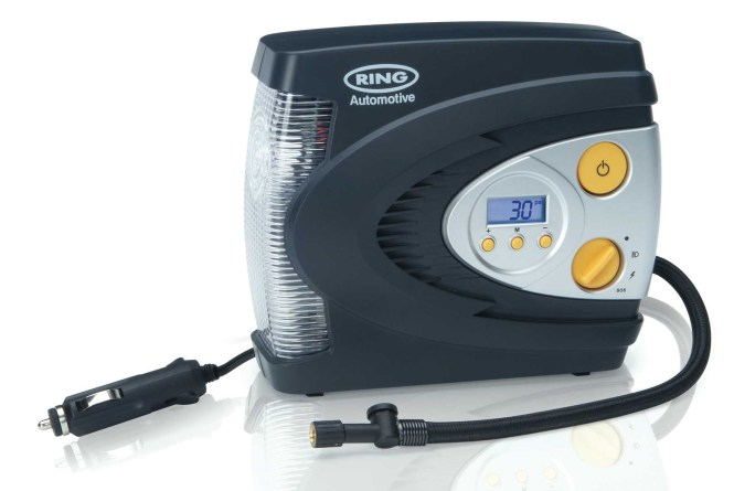 Ring RAC630 Digital Tyre Inflator Air Compressor