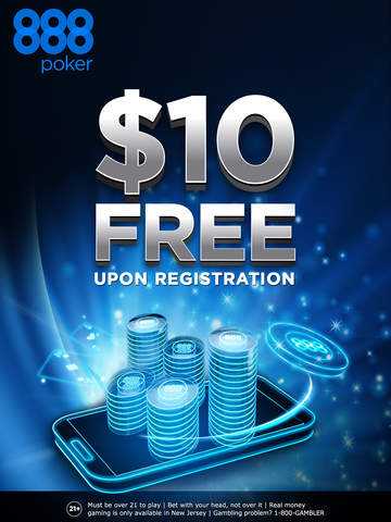 NJ Poker is available