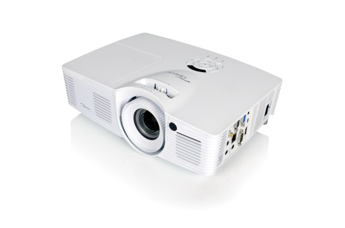 The Optoma WU416-300 projector is expected to retail for around £1200