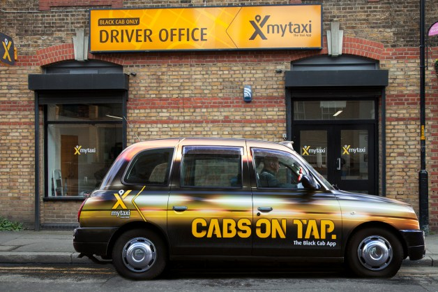mytaxi driver office, Great Suffolk Street, London.jpg