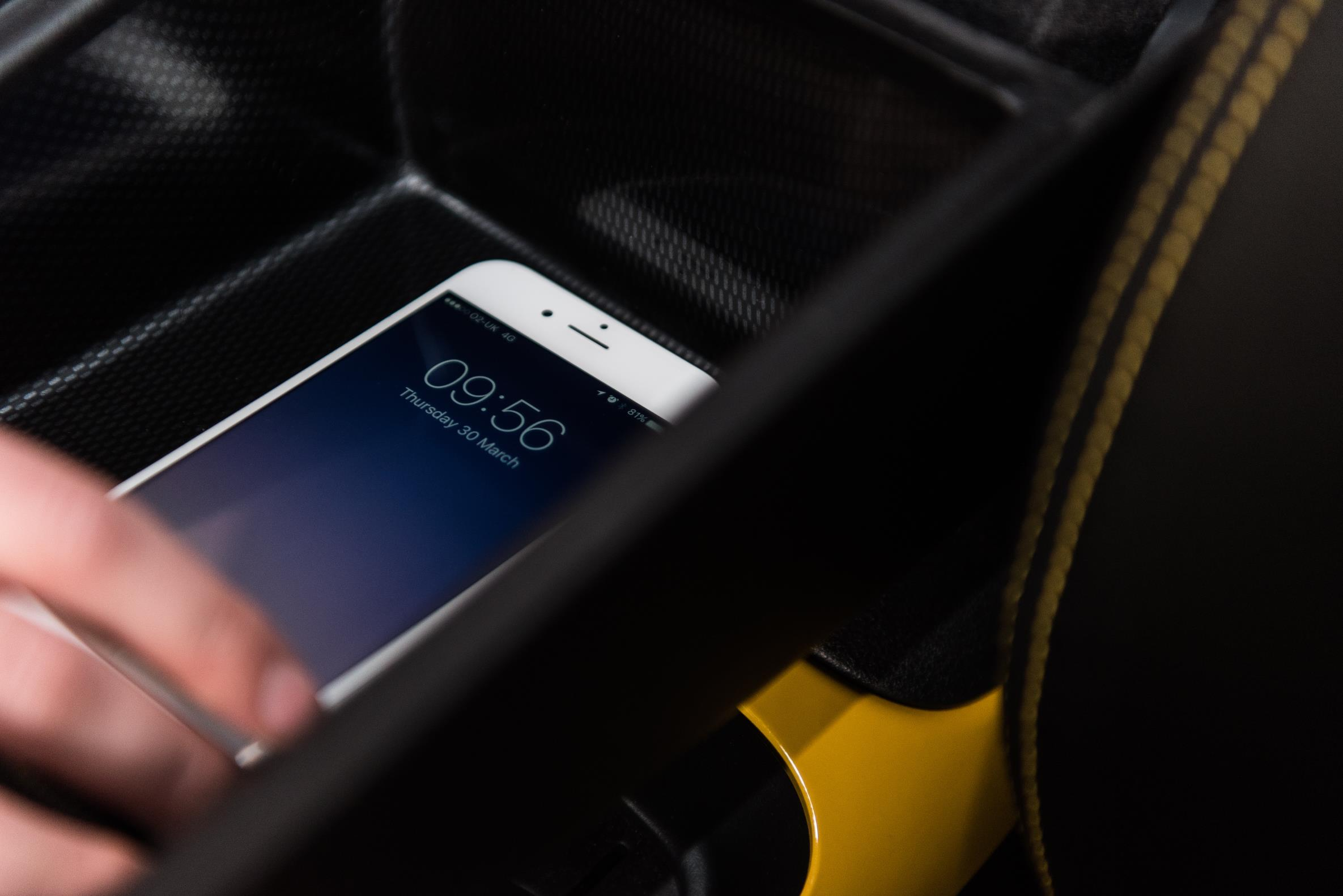 Nissan Uses A Faraday Cage To Combat Phone Distractions