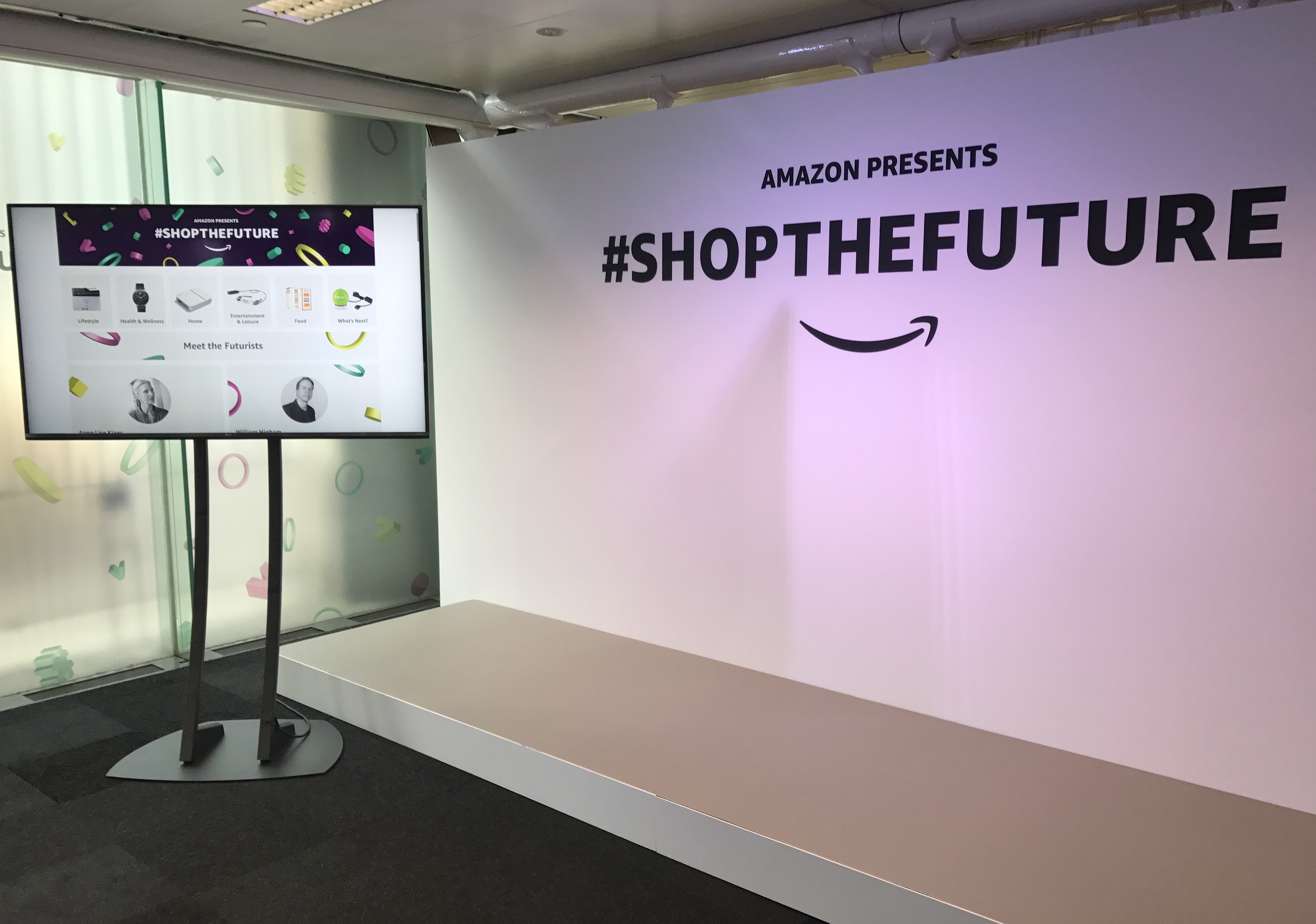 Amazon Christmas in July event - showcasing #shopthefuture ...