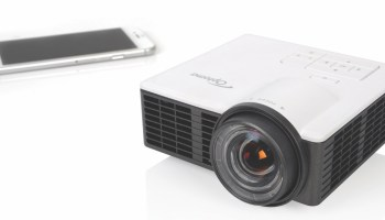 Optoma launches battery-powered portable projector for £999 - Tech