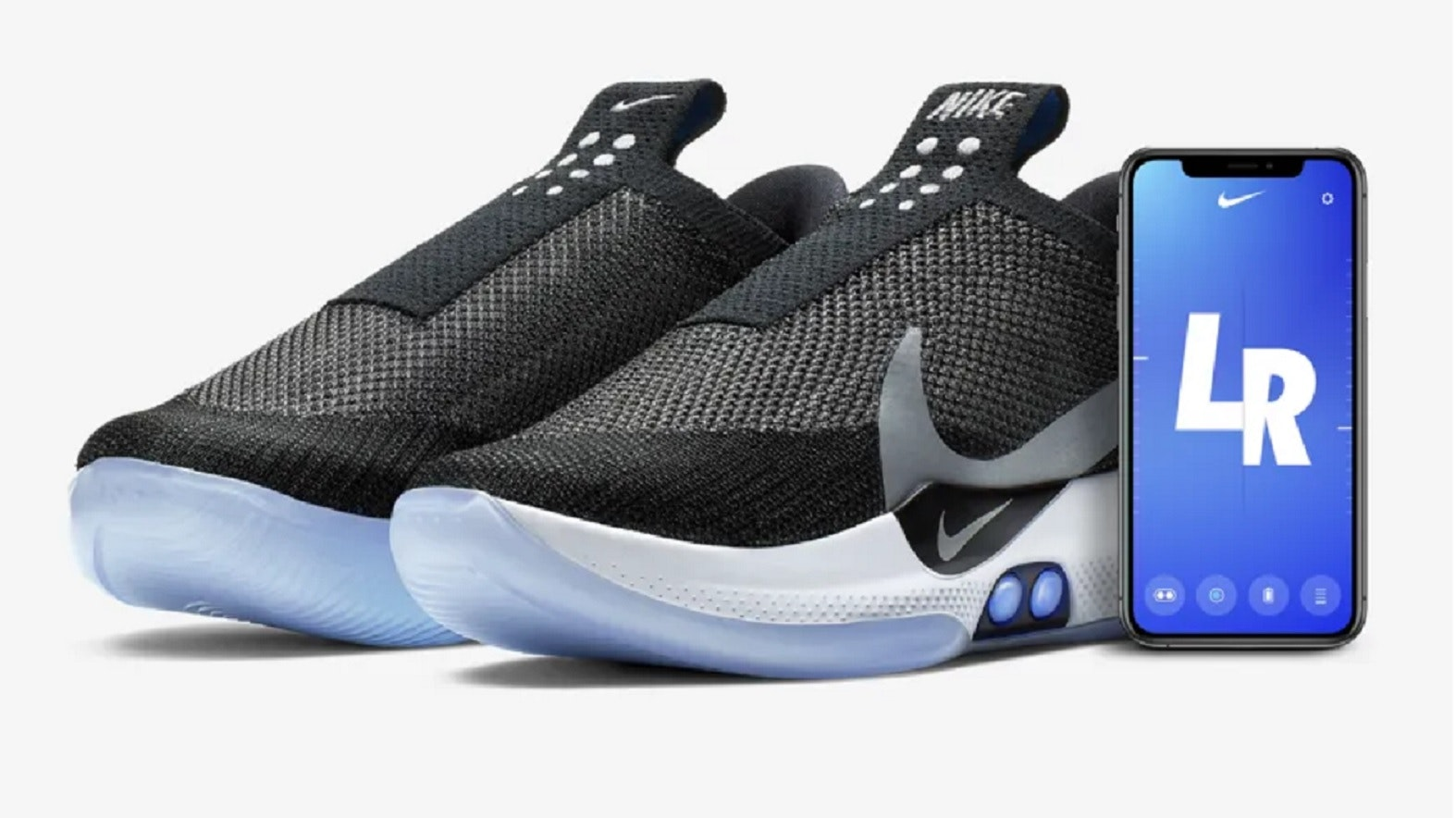 Nike working to fix connection problem with Adapt BB self-lacing ... efc5c7fbca0d