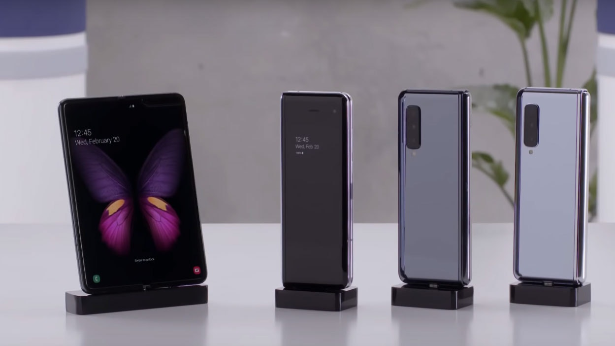 Samsung Debut In-Depth Galaxy Fold Commercial