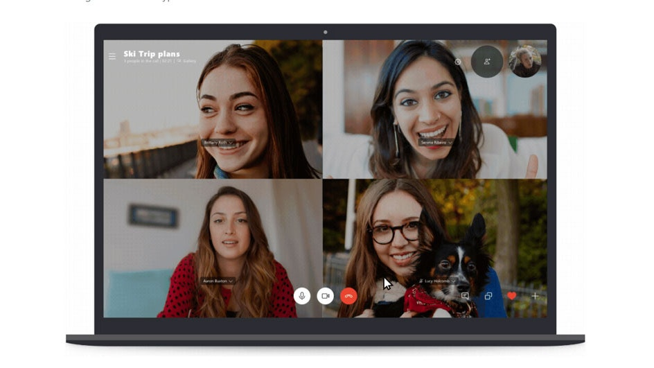 Microsoft adds new background blur feature to Skype