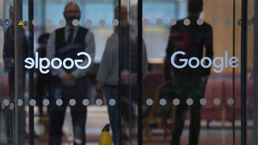 Google Appeals EU Antitrust Ruling on Advertising