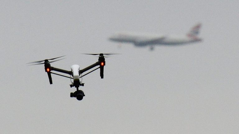 Vodafone report shows drone support