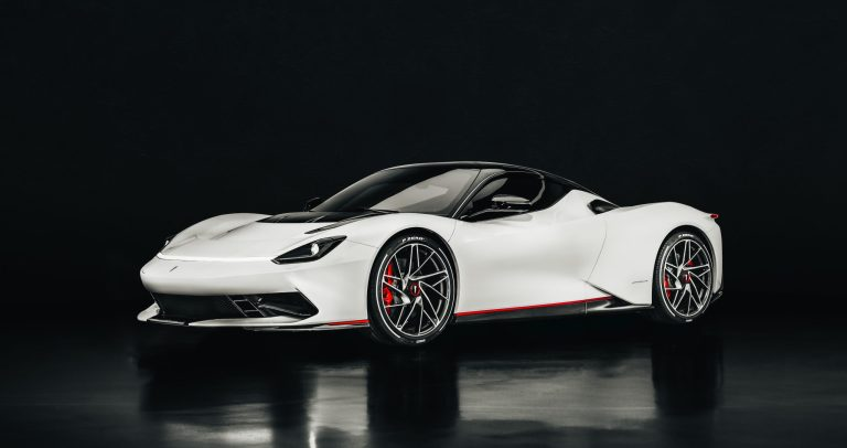 GQ's Electric Hypercar award goes to Pininfarina Battista