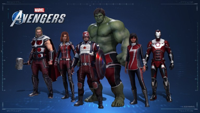 Virgin Media users get Marvel's Avengers skins, beta access