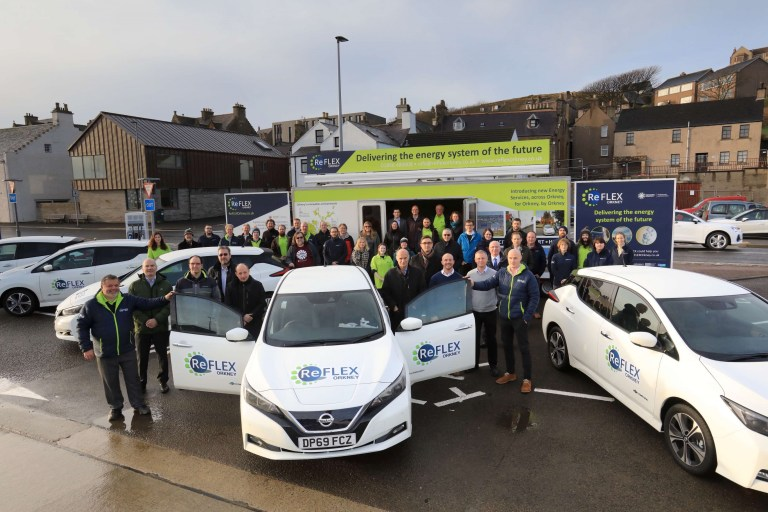 DriveElectric to supply EVs to smart energy island