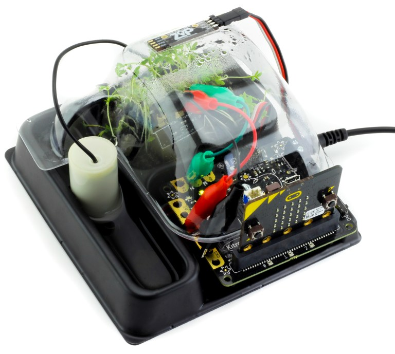 Kitronik launches Smart Greenhouse kit for BBC micro:bit