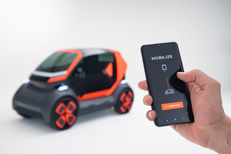 Renault launches Mobilize future mobility brand