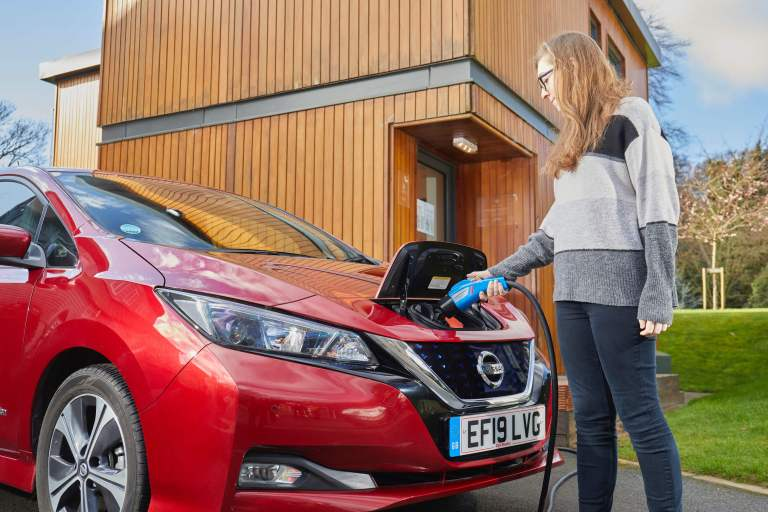 UK Government 'long way to go' to achieve EV targets