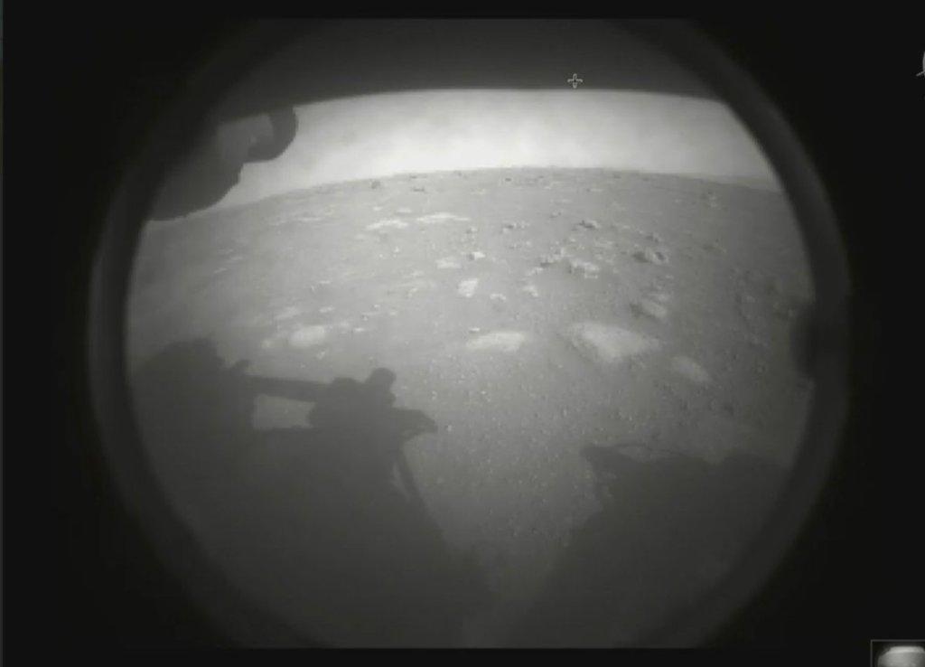 NASA Perserverance Rover