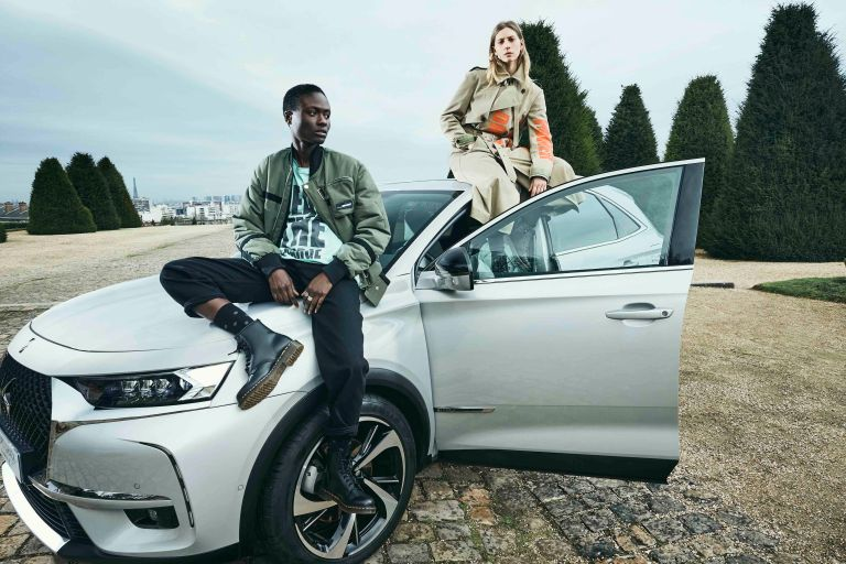 DS Automobiles creates 'CO2 absorbing' eco-fashion collection