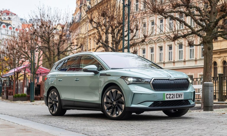 Skoda Enyaq iV EV available to order from £31K