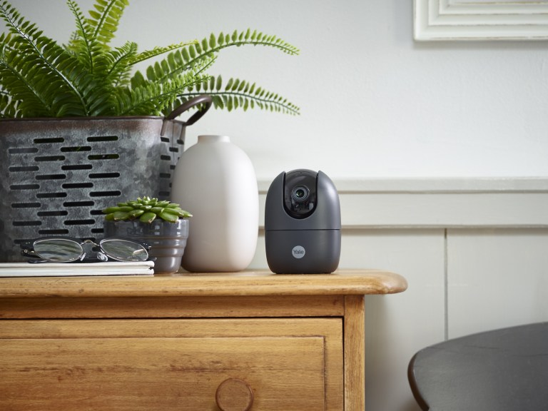 Yale launches £59.99 pan and tilt security camera