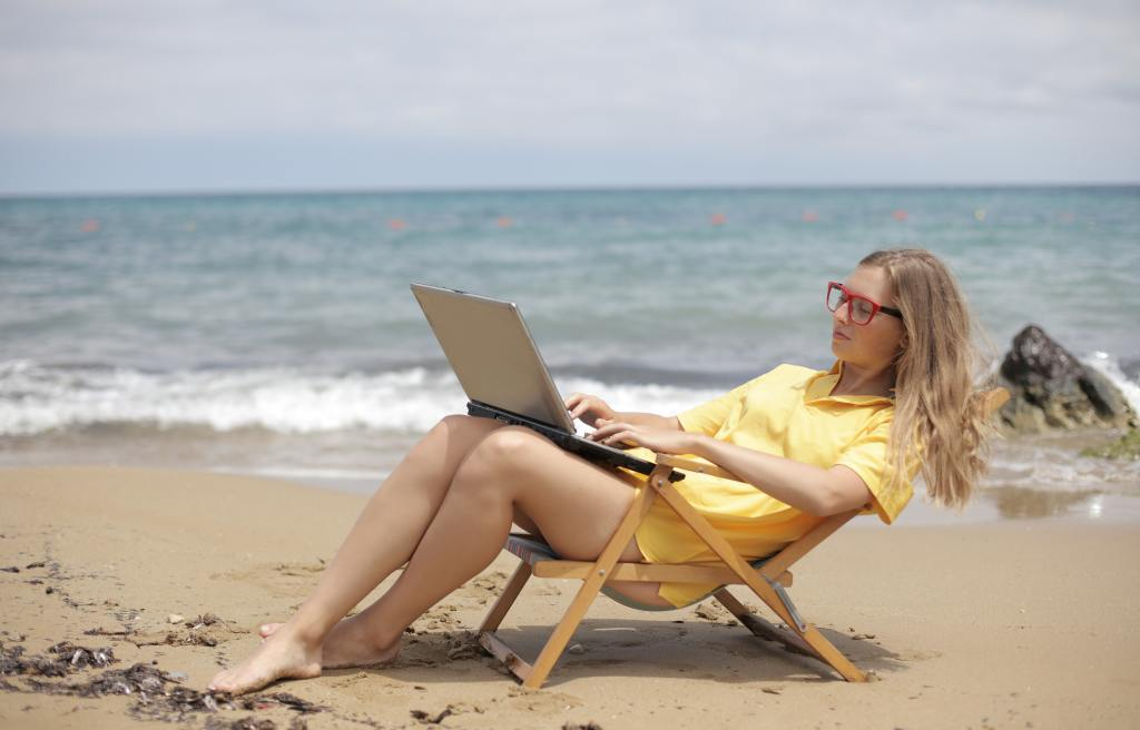 Over half of Brits 'switch off' online security worries when travelling