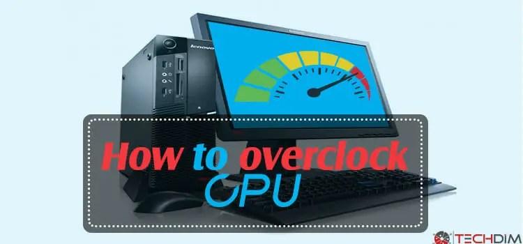 How-to-overclock-CPU