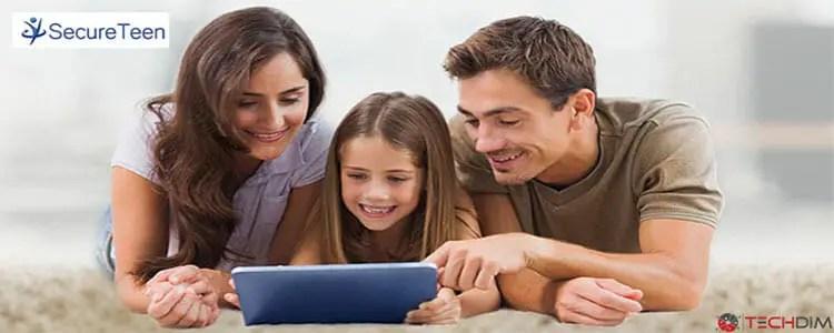 SecureTeen-Parental-Control