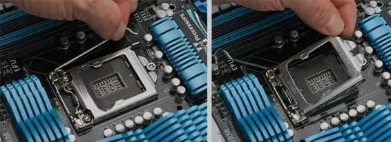 Processor Upgrade