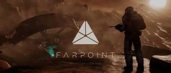FARPOINT VR Game